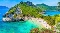 νησι κερκυρας
